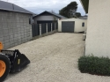 Driveway after done with Limefines
